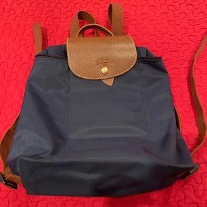 Longchamp Le pliage backpack.